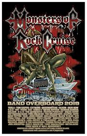 100 Monster Truck Show Miami The Bands S Of Rock Cruise Feb 24 March 1 2019