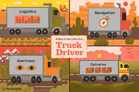 100 The Life Of A Truck Driver Job Description Salary Skills More