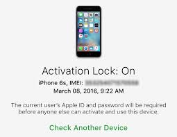 How to check Activation Lock status via Apple s support pages
