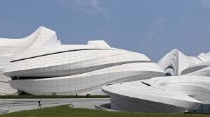 100 A Architecture Zaha Hadid Rchitects Completes Chinas Newest Cultural