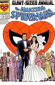 The Amazing Spider Man Annual 21