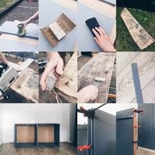 diy ikea ivar hack diy sideboard fürs wohnzimmer