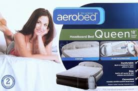 Aerobed Raised Queen With Headboard by Aerobed 18 With Headboard 100 Images Aerobed 18 Queen Air