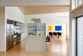 modern china cabinets kitchen modern with custom light wood