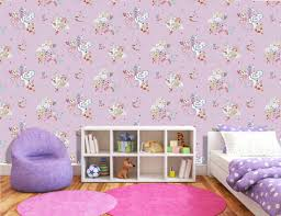 Unicorn Wallpaper Pink Fairy Castle Mystical Fairytale Cute