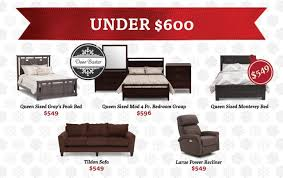 Living Room Sets Under 600 Dollars by Black Friday 2017 Furniture Deals At Furniture Row U0027s Black Fourday