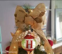 Easy Christmas Tree Topper Michaelsmakers