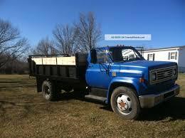 100 Chevy Dump Trucks 1975 C60
