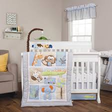 Sock Monkey Crib Bedding by Levtex Baby Oasis 5 Piece Crib Bedding Set Babies
