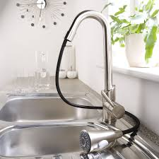 Sink Faucet Rinser Canada by Kitchen Impeccable Chrome Kitchen Faucet Pull Out To Perfect Your