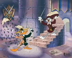 Sinkin In The Bathtub Youtube by Friz Freleng Bugs Bunny Two Muskateers Daffy Duck World