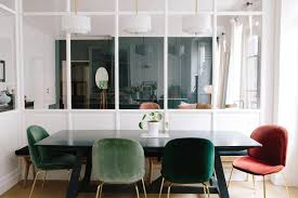100 Parisian Interior House Tour A Happy Chic Apartment Coco Kelley Coco Kelley