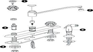 Removing Moen Kitchen Faucets Instructions by Moen Kitchen Faucet Diverter Valve U2013 Imindmap Us