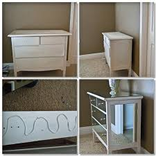 Best Affordable Mirrored Nightstand Cheap Mirrored Dresser 5