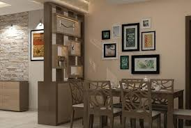 Partition Living Room Dining Area