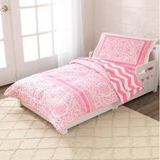 Walmart Chevron Bedding by 4 Piece Lace And Chevron Comforter Set By Kidkraft Walmart Com