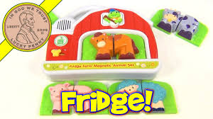 LeapFrog Fridge Farm Magnetic Animal Set Sounds Toy YouTube Toy ... Leapfrog Toysrus Learn To Count Numbers And Names Of Toy Foods Cutting Food With Amazoncom Fridge Farm Magnetic Animal Set Toys Games Leap Frog Red Barn Replacement Duck Phonics Animals Learning J Dancing Her Youtube Sold Out Word Builder Activity For Babies Toy Mercari Buy Sell Wash Go Vehicles Letters Sun Base