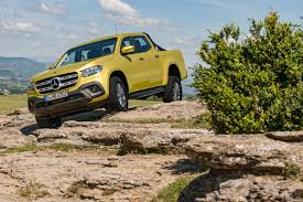 Fancy Up Your Truck Life With The 2018 Mercedes-Benz X-Class - Roadshow Mercedes Xclass Official Details Pictures And Video Of New Used Mercedesbenz Sprinter516stakebodydoublecab7seats Download Wallpapers 2018 Red Pickup Truck Behold The Midsize Pickup Truck Concept The Benz Protype Front Three Quarter Motion 2016 Information New Xclass News Specs Prices V6 Car Yes Theres A Heres Why 2017 By Nissan Youtube First Drive Review Car Driver