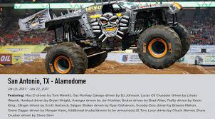 2017 Monster Truck Jam | Monster Jam Truck Tickets
