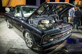 Chevy Rebuilt A '67 C/10 With A 405-hp ZZ6 To Celebrate 100 Years Of ... Fuel Injected Chevrolet Performances Zz6 Efipowered C10 383ci Stroker Crate Engine Small Block Gm Style Designs Of Chevy Chevy Silverado Carse And T Crate Motors Silverado 1500 Questions How Expensive Would It Be To 1995 S10 Pickup Toxickolor Will It Fire Big Green 350 Swap Ep9 Youtube The Motor Guide For 1973 To 2013 Gmcchevy Trucks 1979 Cheyenne Heavy Half Newer And 400 Th Replacement For 871995 Gm Truck Suv Van With Performance 74l 454 Cid Assemblies 88890532 776hp Lsx454r Duramax Diesel Block Join The Nations