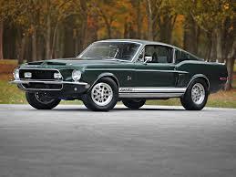 69 Gt500 Barnfind Singleowner Mustang Shelby Gt500 Shelby Gt500