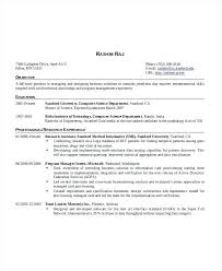 Resume Software Engineering Format Experienced Engineer Buzzwords