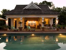 Decorative Pool Guest House Designs by 20 Of The Most Gorgeous Pool Houses We Ve Seen Pool House