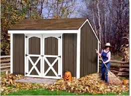 10x12 Barn Shed Kit by Best Barn Shed Kits