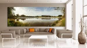glasbilder wohnzimmer ideen