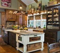 Most Recent Awesome Primitive Kitchen Cabinets Country Decor Home Renovating Tips From Our Interior Designer Laura Long With 63 K
