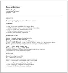 Resume Examples With Certifications Combined Certification On Skills And