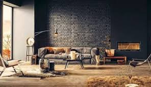 Rustic Elegant Interior Exposed Brick Wall Ideas For Your Living Room 13