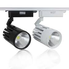 dimmable led track lights 20w replace halogen ls 200w clothing