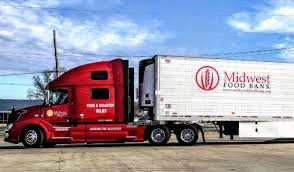 100 Bank Truck Midwest Food To Send Wildfire Victim Relief Supplies WGLT