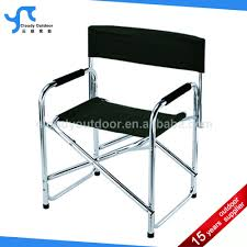 Portable Directors Chair by Lightweight Aluminum Folding Director Chair Lightweight Aluminum