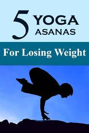 Five Yoga Poses Losing Weight Screenshot