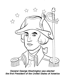 George Washington Coloring Pages 31