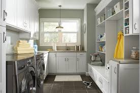 Laundry Room And Back Entry Combinations Are Both Popular Practical Design Great Kitchens