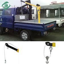 100 Pick Up Truck Crane High Quality Mini For Up Mounted Jib
