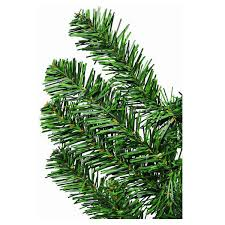 BARCANA 81280075LEDWWP 75 Slim Chasmere Fir Tree Warm White Lights