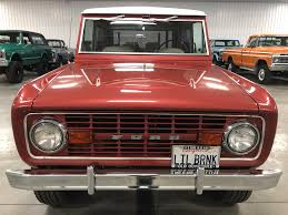 1969 Ford Bronco | 4-Wheel Classics/Classic Car, Truck, And SUV Sales