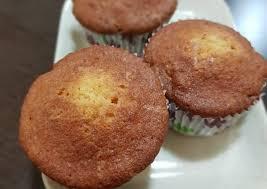 Pineapple Sponge Cupcake Recipe By Tasneem Jiddawala