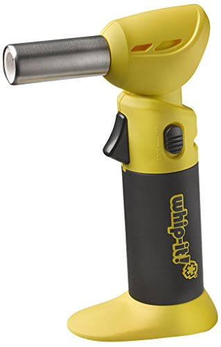 Whip-it! 15 Flex Torches, Yellow with Black