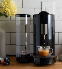 New Starbucks Verismo Machine