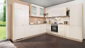 großzügige l form küche win express mit front in matt magnolia