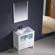 Menards Bathroom Vanities 24 Inch by Fresca Bath Fvn6230wh Uns Torino 30