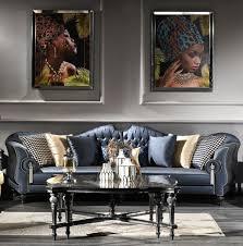 casa padrino luxus barock couchtisch schwarz beige silber 126 x 126 x h 50 cm wohnzimmer möbel im barockstil