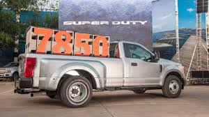 100 What Is The Best Truck For Towing 2020 D Super Duty Can Tow Up To 24200 Pounds SlashGear