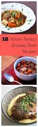 Pumpkin Ravioli Sage Butter Mkr by Guinness Braised Beef Cheeks Everyday Recipes Pinterest Beef