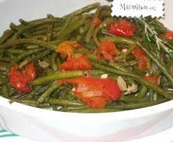 cuisiner des haricots verts haricots verts à la tomate recette de haricots verts à la tomate